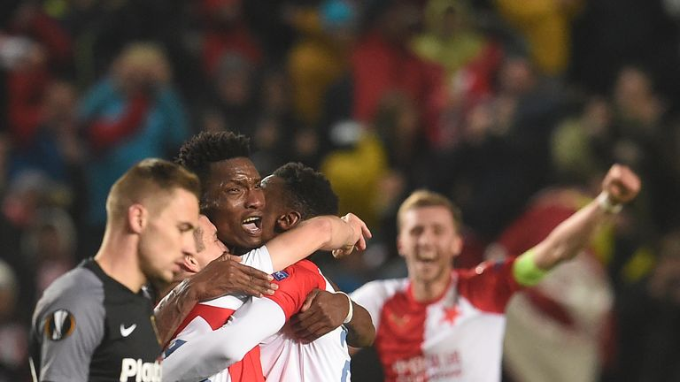 Europa League round-up: Sevilla suffer last-minute shock exit to Slavia Prague | Football News |