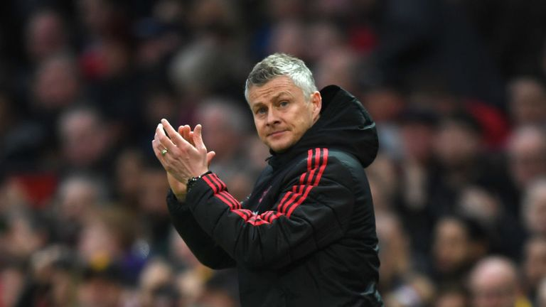 Solskjaer applauds as Manchester United fight back to win 3-2 against Southampton