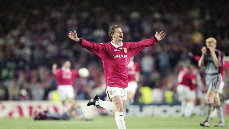 Can Ole Gunnar Solskjaer inspire more Nou Camp heroics?