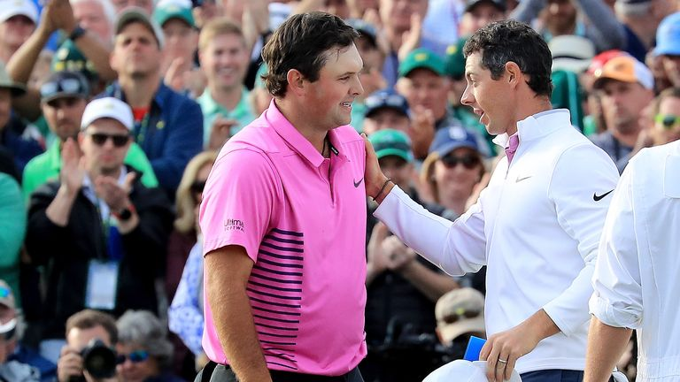 McIlroy was unable to keep the pressure on Patrick Reed on the final day last year