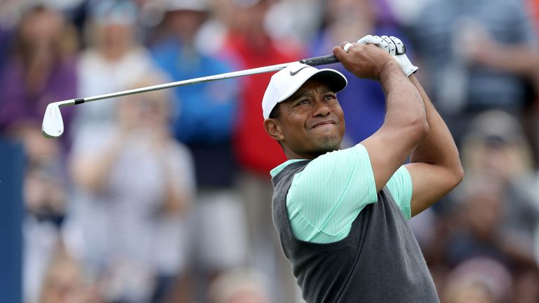 Woods appears set to miss Tampa and play the WGC-Match Play