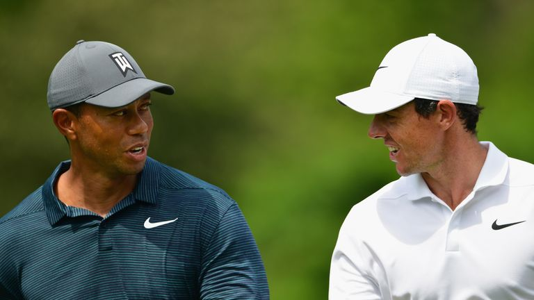 Tiger Woods and Rory McIlroy headline feature groups on first two days of  The Players Championship  84bfbeff77b