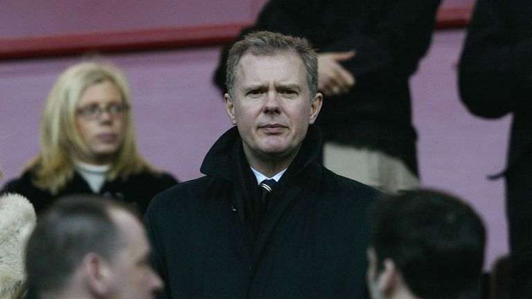 Trevor Birch has previously been chief executive at Chelsea, Everton, Leeds, Sheffield United and Derby County
