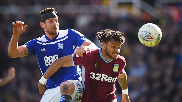 Tyrone Mings has helped Aston Villa back into the play-offs