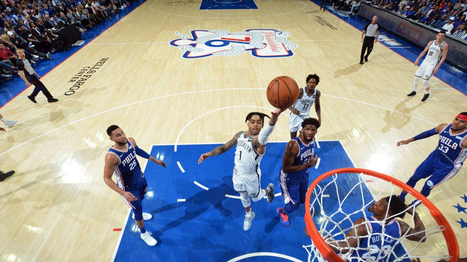 Brooklyn Nets Hand Philadelphia 76ers Shock Loss In