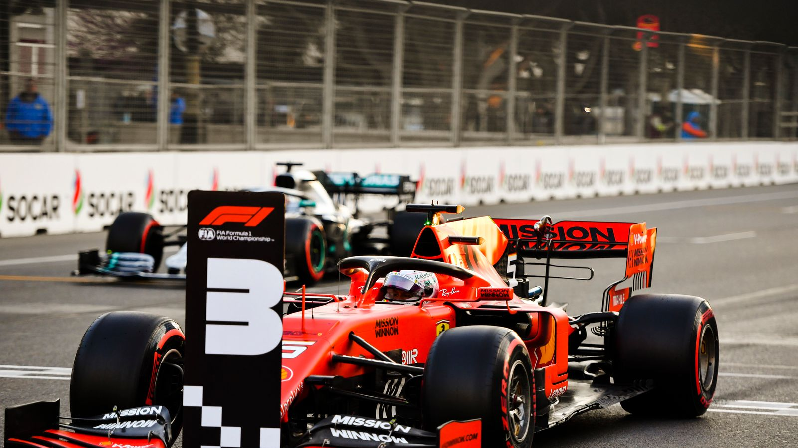 Italian GP at Monza moves towards new F1 deal from 2020 ...