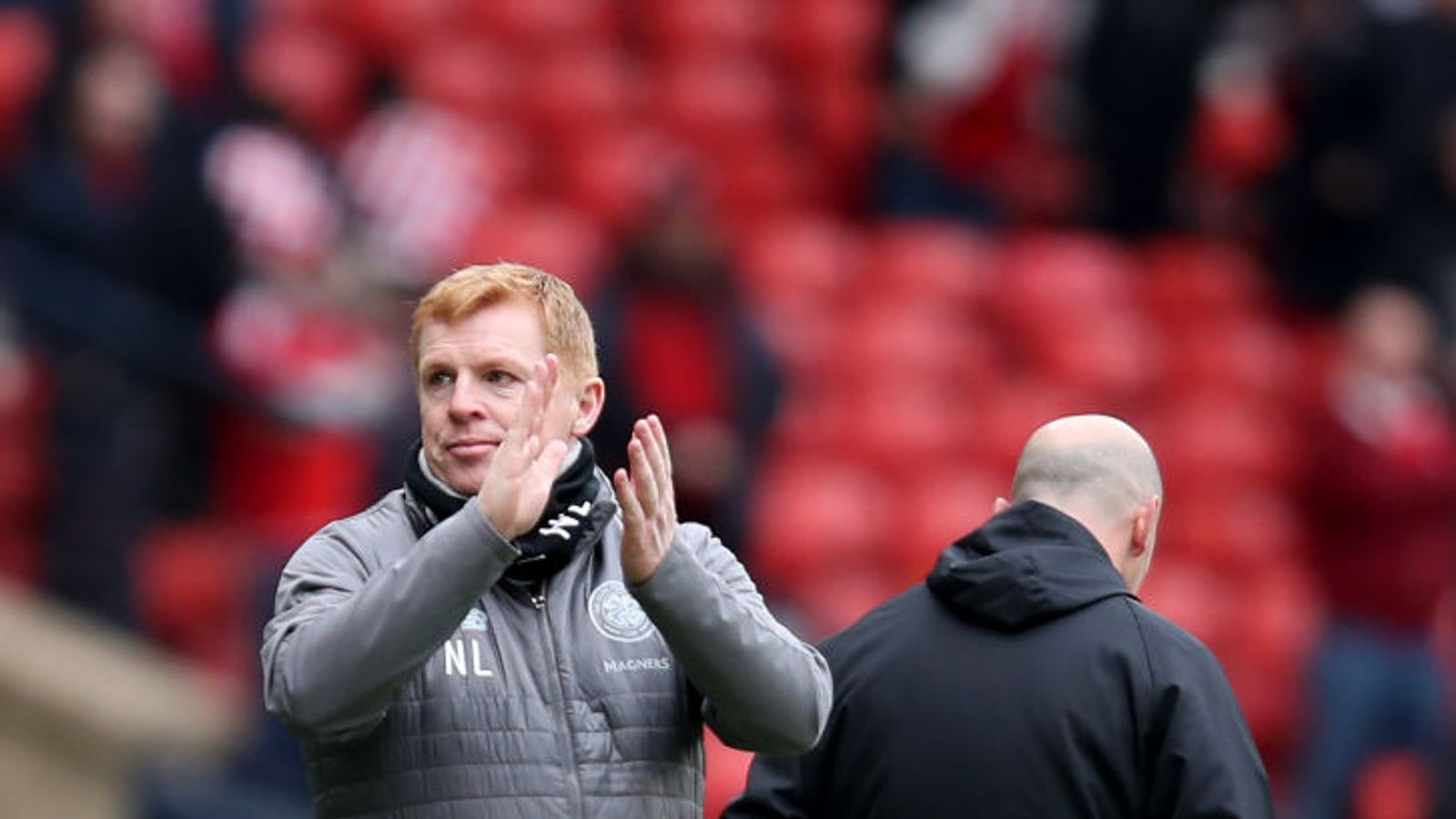 Neil Lennon: Celtic calm and know what's at stake