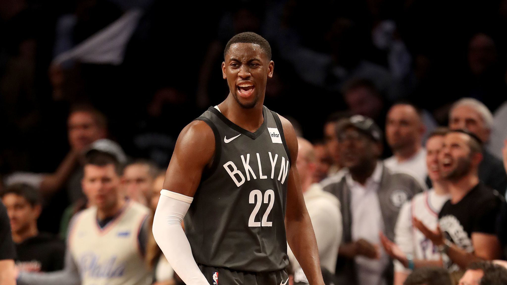 Brooklyn Nets And Caris Levert Agree Three Year 52 5m Extension Nba News Sky Sports