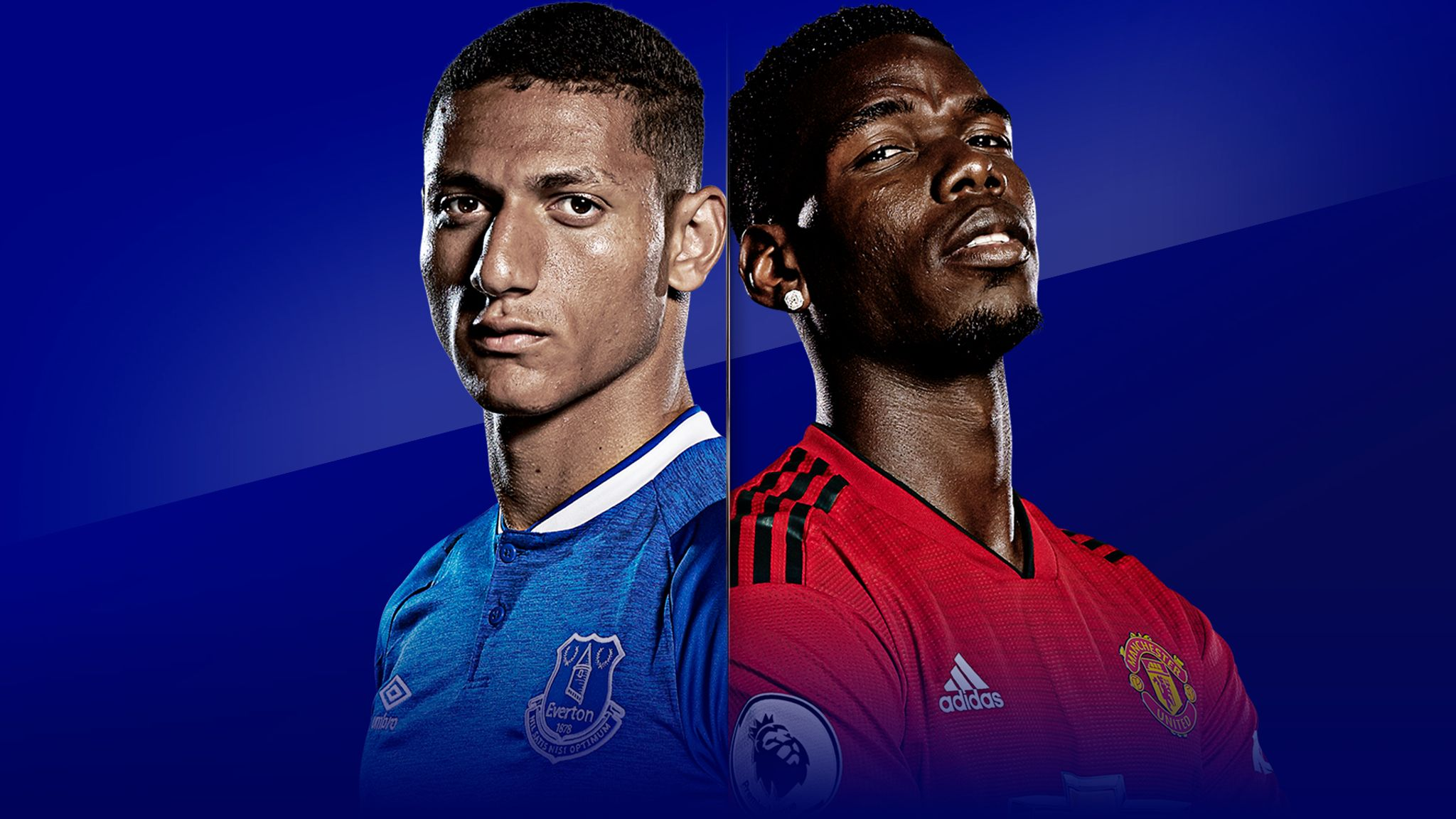 Live Match Preview Everton Vs Man Utd 21 04 2019