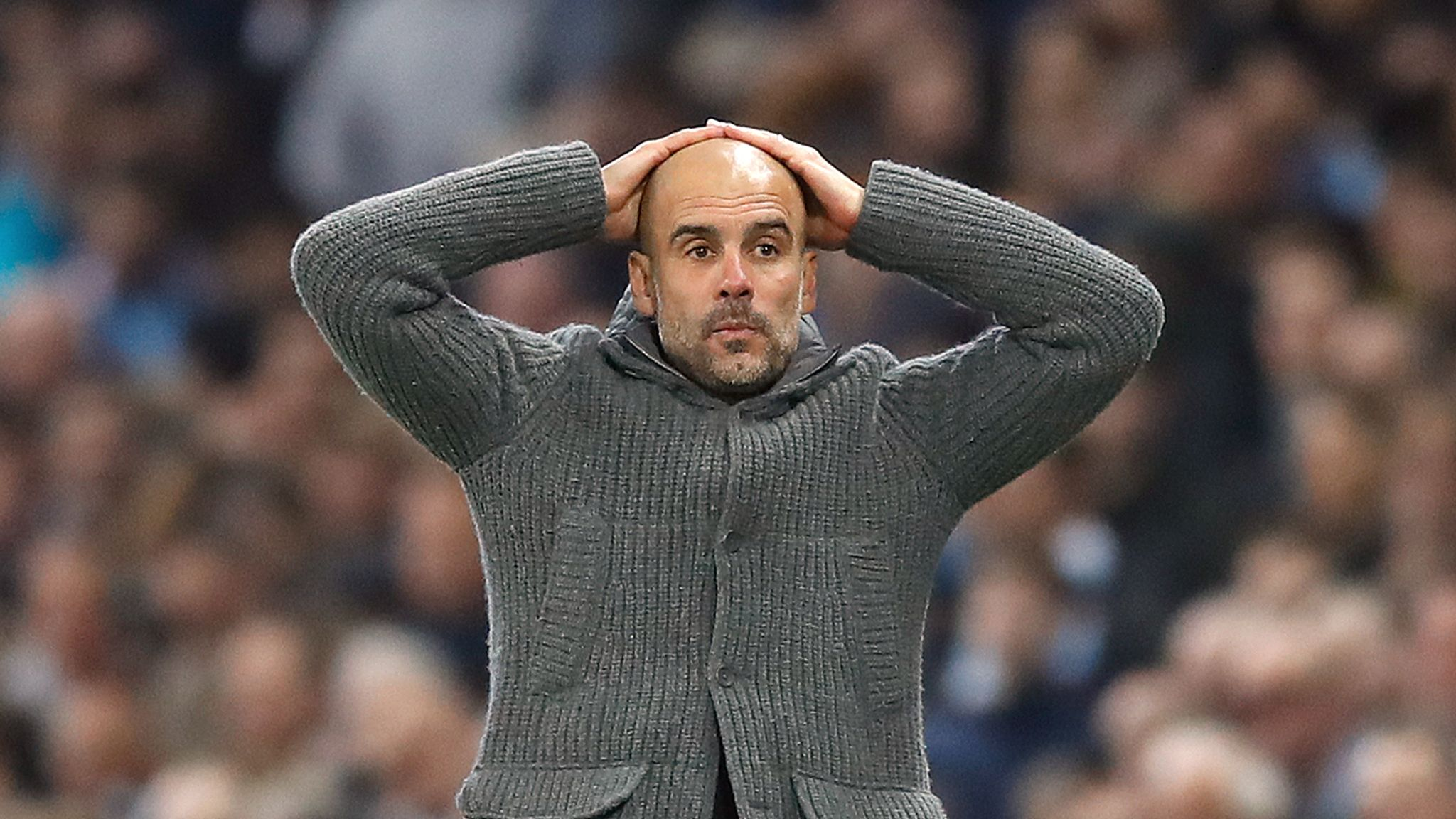 Pep Guardiola says Manchester City's defeat to Tottenham will 'hurt