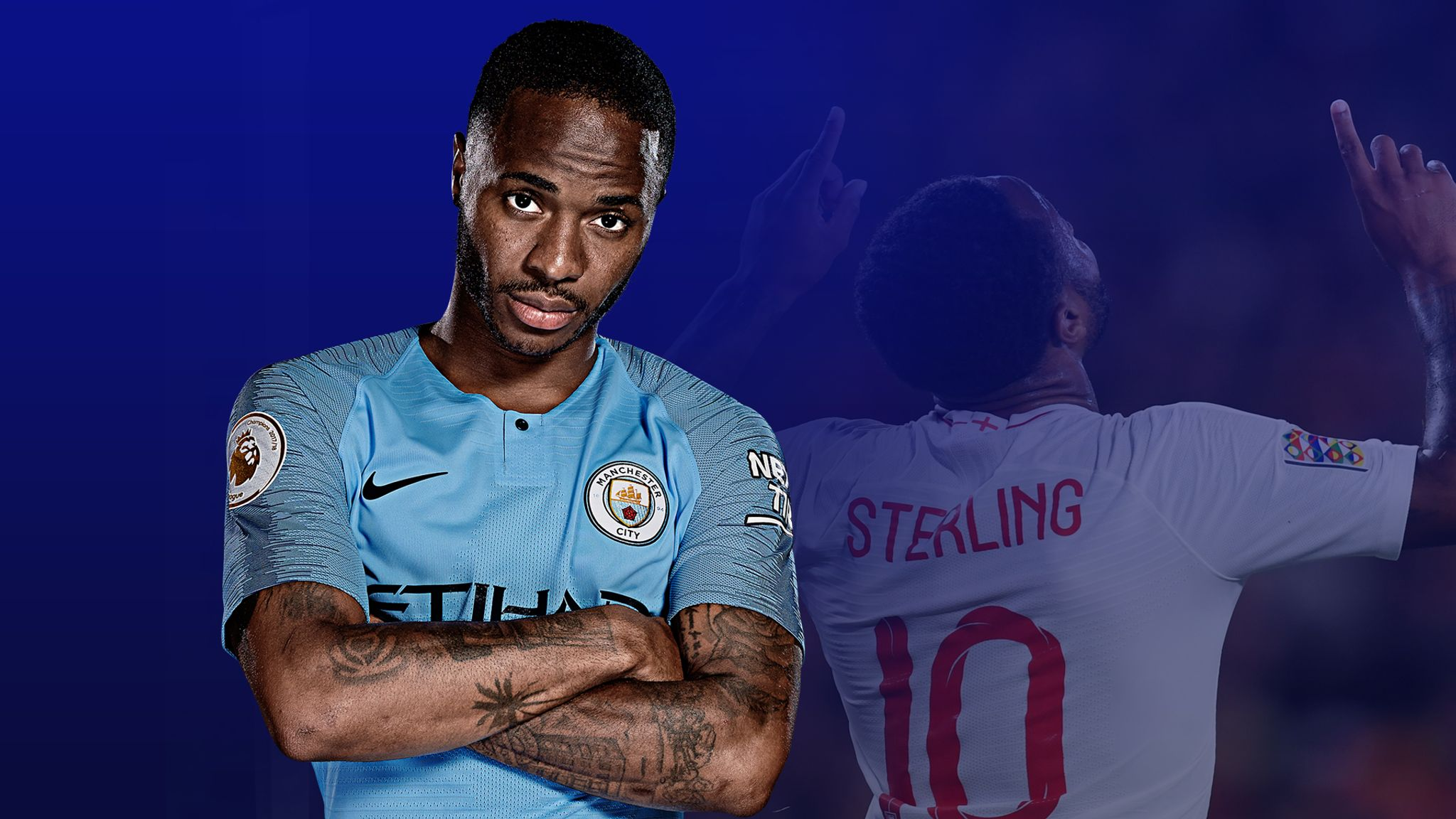 Why Raheem Sterling deserves to be the FWA Footballer of the Year    Football News   Sky Sports