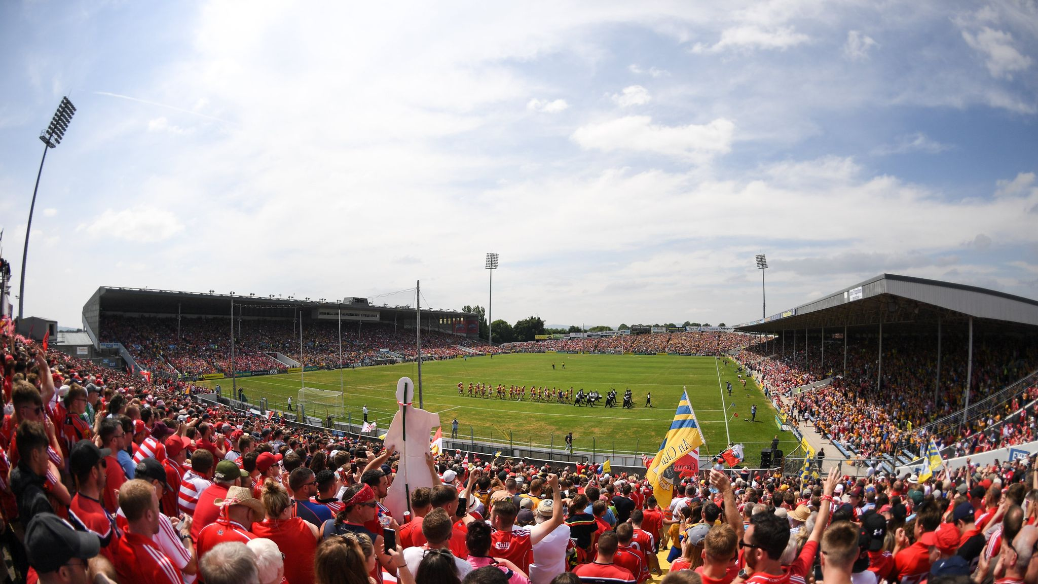 Croke Park an option for All-Ireland hurling quarter-finals