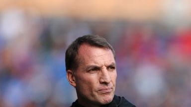 Rodgers: Europa League could be too soon
