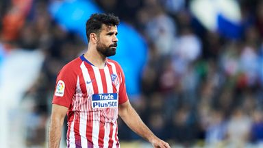 Costa refuses to train after club fine