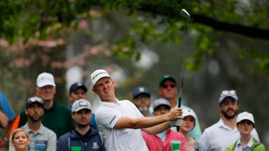 Justin Rose missed the cut at the Masters for the first time in his career