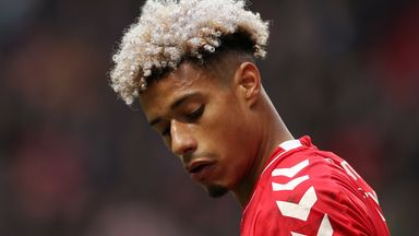 Lyle Taylor has decided against extending his contract by a month when the season resumes