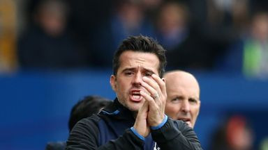 Silva: Goodison will be tough for Utd