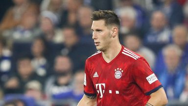 Niklas Sule's goal was enough to give Bayern Munich victory