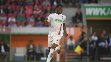 Reece Oxford is set to leave West Ham for Augsburg in a permanent deal