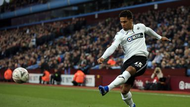 Wayne Routledge scored the only goal of the game for Swansea