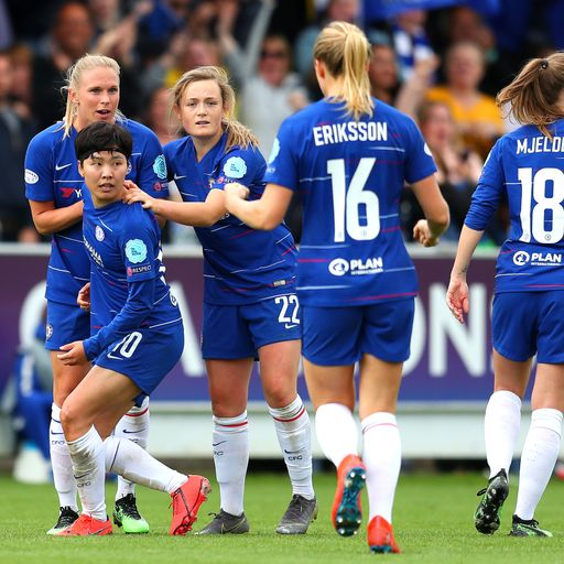 Chelsea Women knocked out of CL