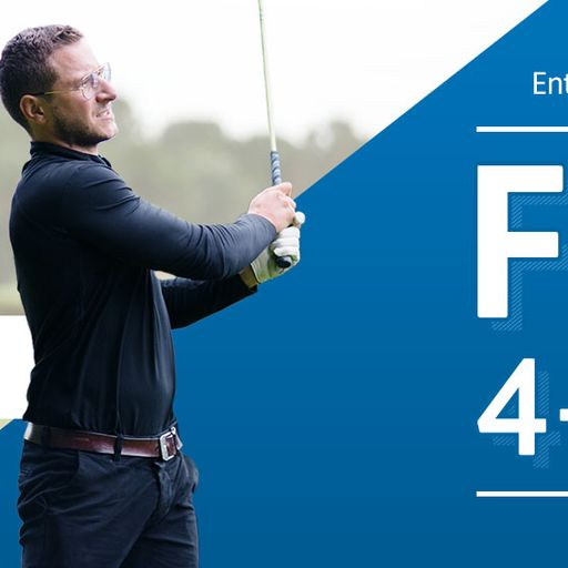 Win a free fourball with GOLFNOW