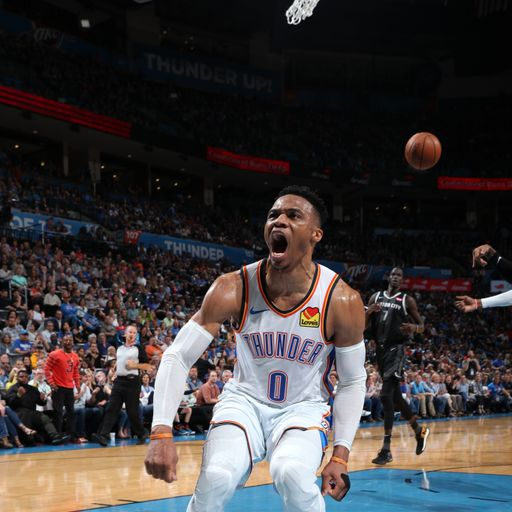 Damian Lillard's clutch display leads Portland Trail Blazers to win over Oklahoma City Thunder | NBA News |
