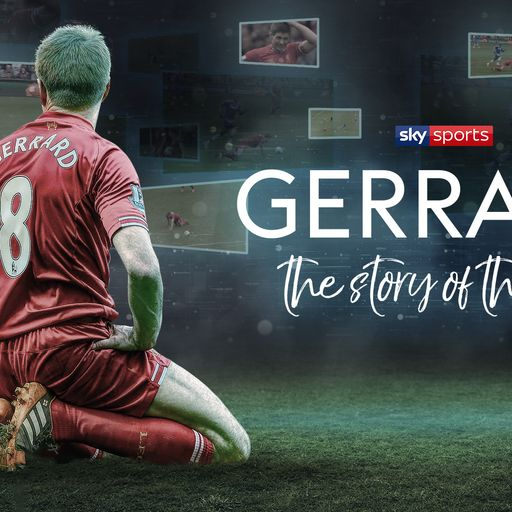 Gerrard: The story of the slip