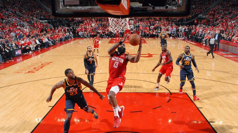 Harden: I aim to be the best every night