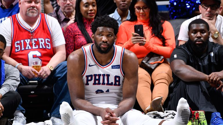 Joel Embiid health concerns leave Brooklyn Nets sensing