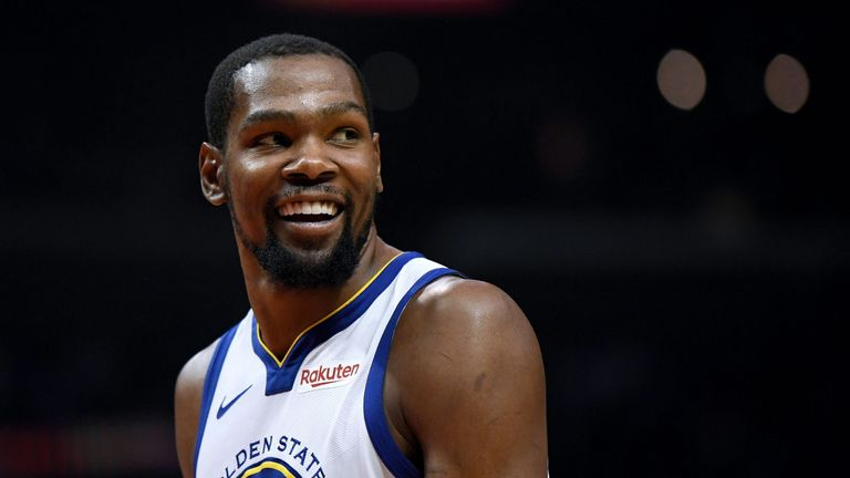 bbe8872c1d65 Kevin Durant is the ultimate weapon
