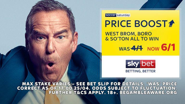 Soccer Saturday Price Boost