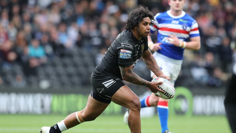Albert Kelly returns for Hull FC's Challenge Cup tie against Castleford