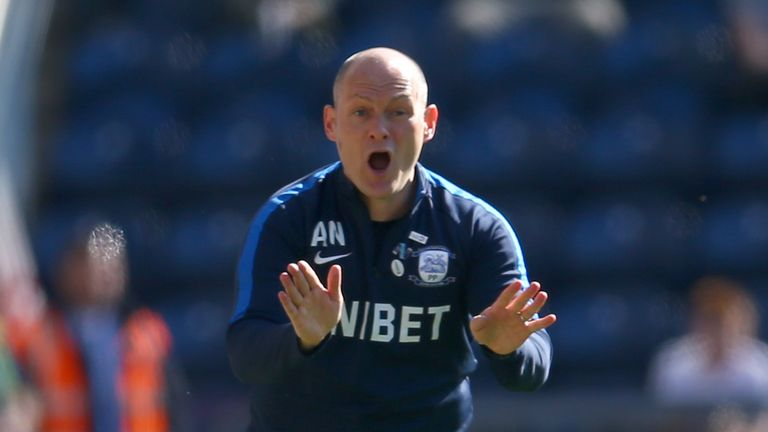Preston manager Alex Neil has signed a new three-year deal
