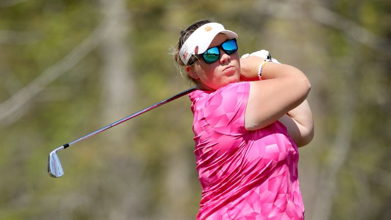 Alice Hewson will also tee up at Augusta National on Saturday