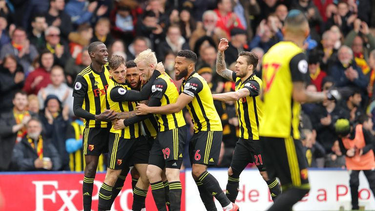 Watford finished the season in 11th spot after a disappointing end to the campaign