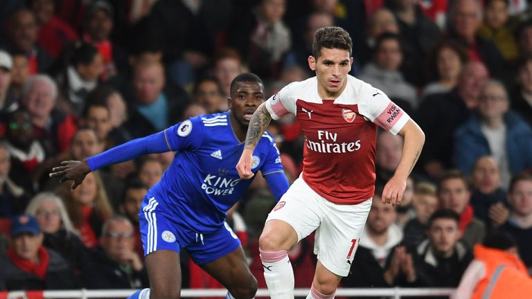 Arsenal won 3-1 when the two sides met at the Emirates in October