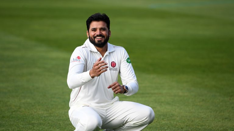 "Azhar Ali: ""I don't see any weaknesses in the Somerset squad this season"""