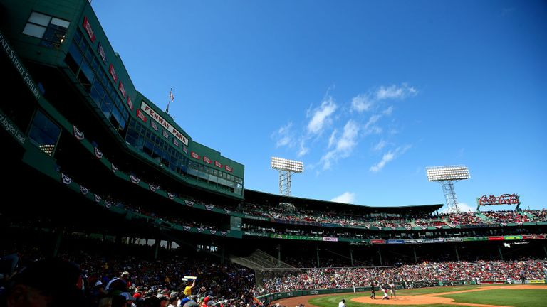 The iconic Fenway Park will host the second of Liverpool's pre-season games in the US
