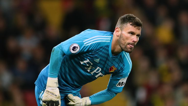 Foster suffered relegation with West Brom but a move has reignited his career