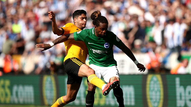 Brighton earned a vital point in their quest to retain their Premier League status