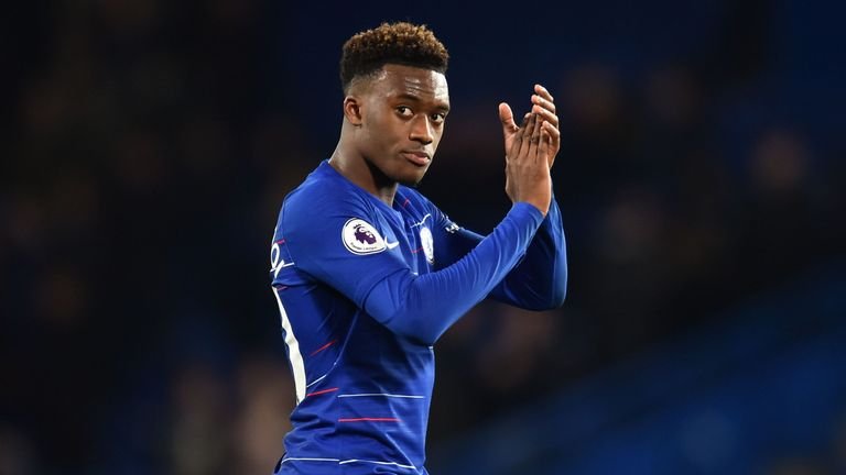 Hudson-Odoi was Chelsea's man of the match
