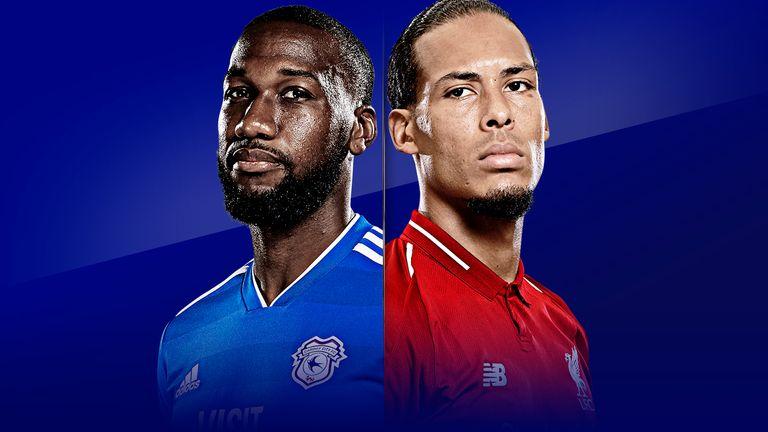 Cardiff host Liverpool on Super Sunday
