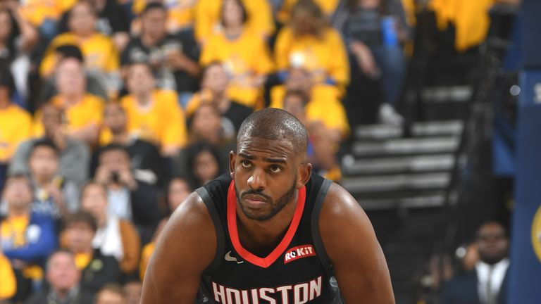 Chris Paul has been fined for his confrontation with an offiical
