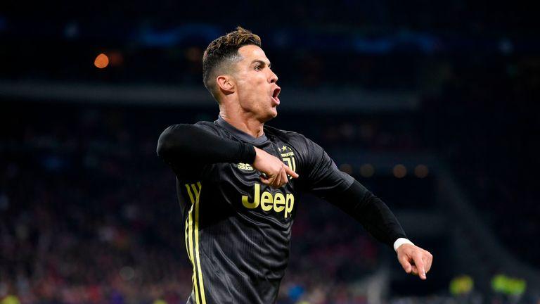 c2dd551a Juventus vs Ajax preview: Cristiano Ronaldo set to start second leg · UEFA Champions  League