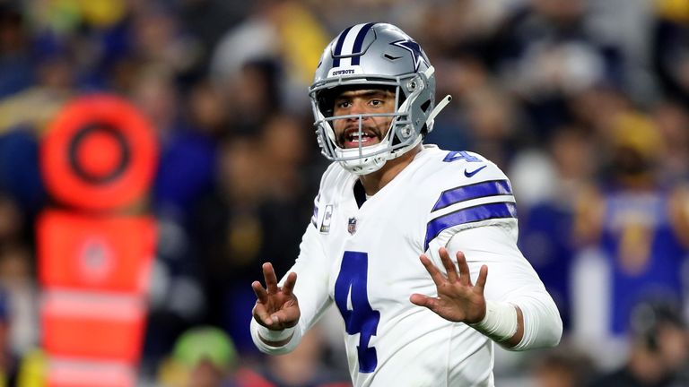 Dak Prescott is the 42nd-highest paid quarterback in the league. Could he be in line for a big new contract?