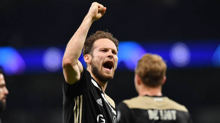 Daley Blind was full value for his clean sheet in a dominant performance