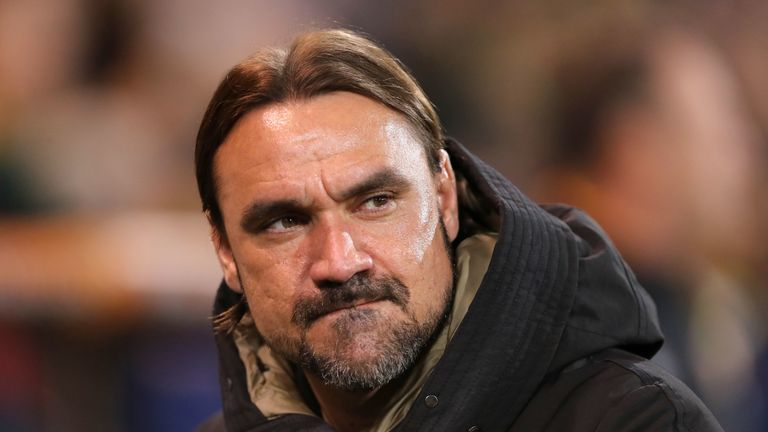 Daniel Farke says Norwich have a 'healthy confidence', ahead of their game against Sheffield Wednesday