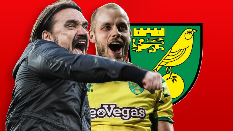 How did Norwich win promotion