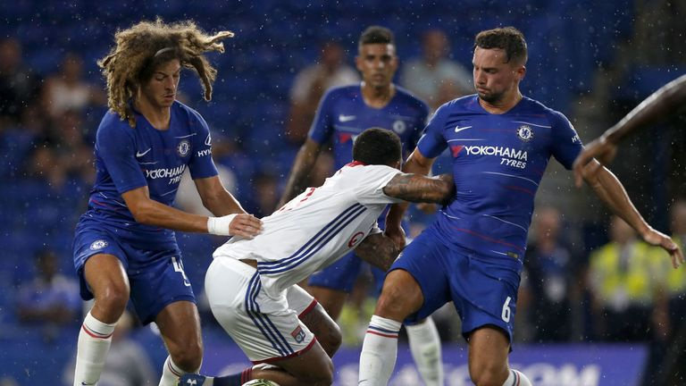 Danny Drinkwater not in my Chelsea plans, says Maurzio Sarri
